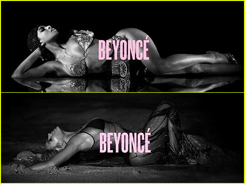 Fotos do novo álbum da Beyonce!!