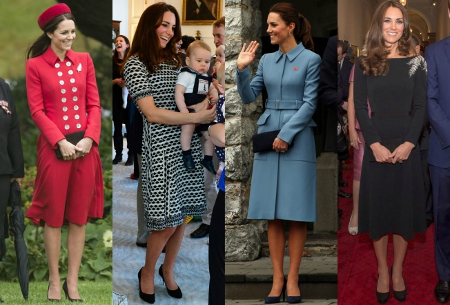 Looks de Princesa: Kate Middleton